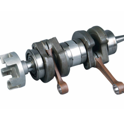 Motor-Boat-Part-Engine-Crankshaft-LX-V10-