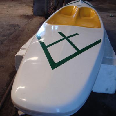 Canoe-Pipih